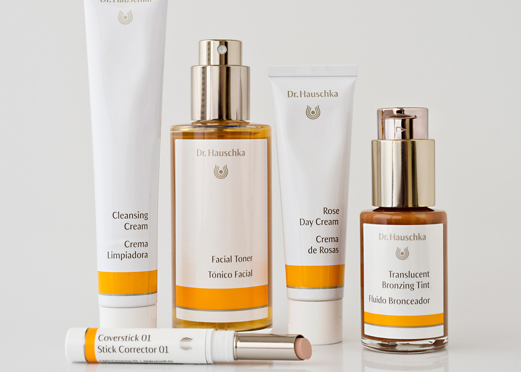 Dr Hauschka's Natural Skin Care Products