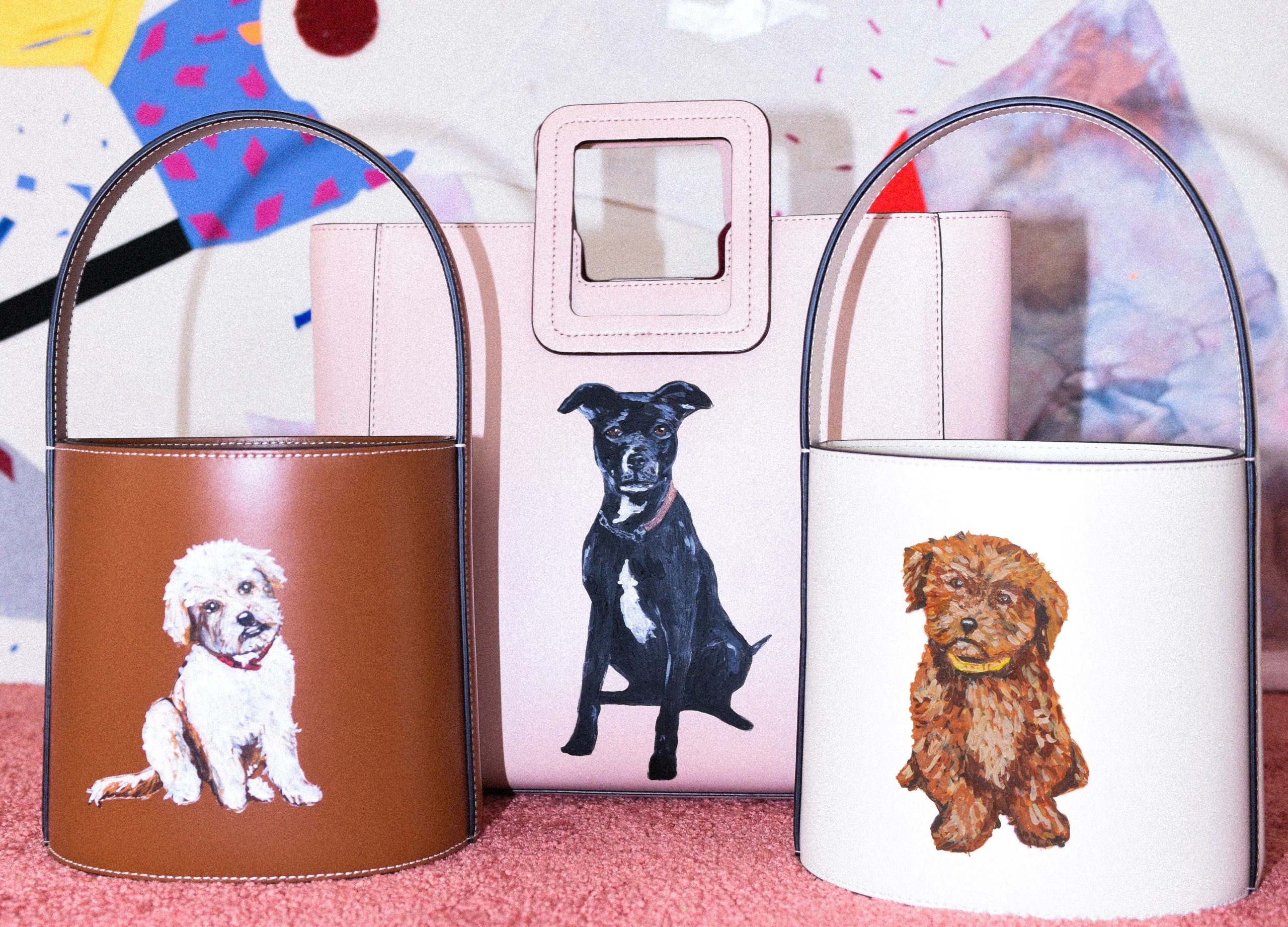 The custom pet portrait is the most sought after today