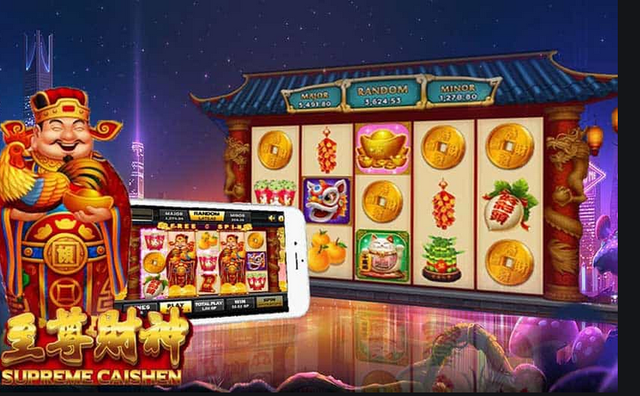 Introduction About The Online slots