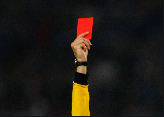Don't wait any longer and meet the Red card (tarjeta roja)