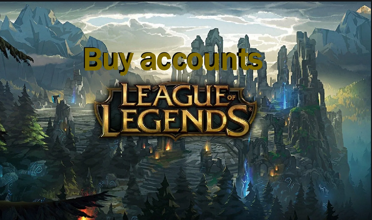 Buy league of legends account Now