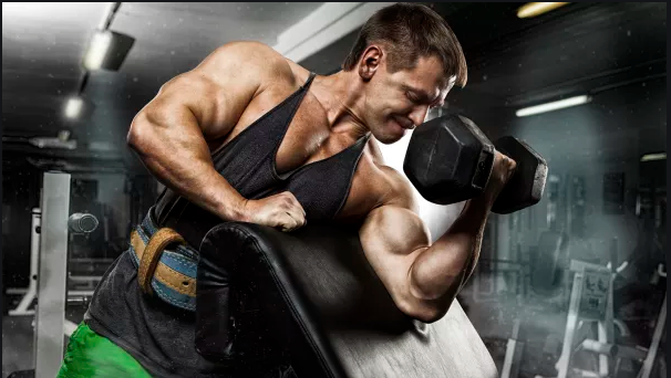 Train harder with muscle building supplements