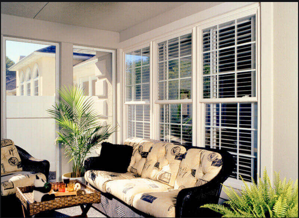 A more chic touch with this Patio cover houston