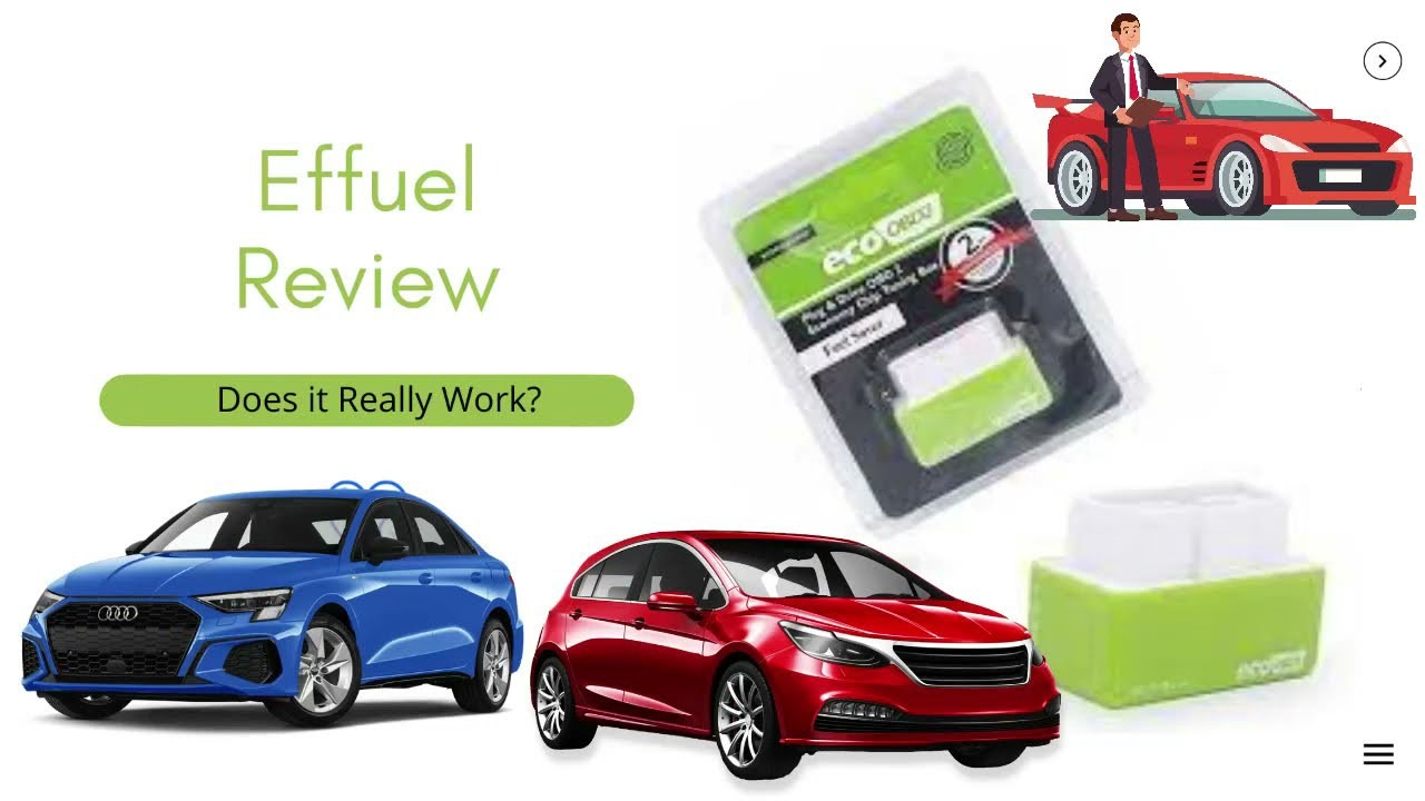 Effuel Customer Reviews; Features are more