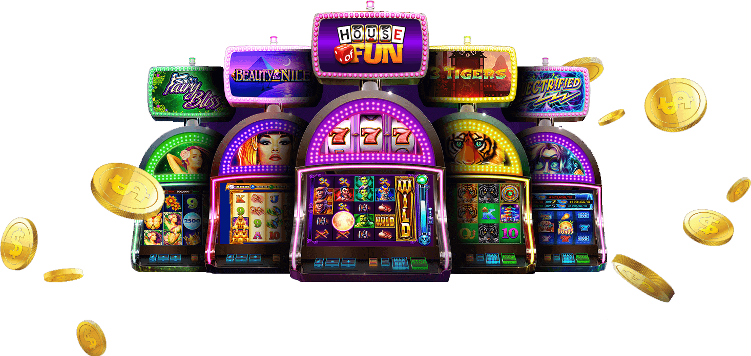 Play Free Slots Online – Free Slot Machines With Real Money