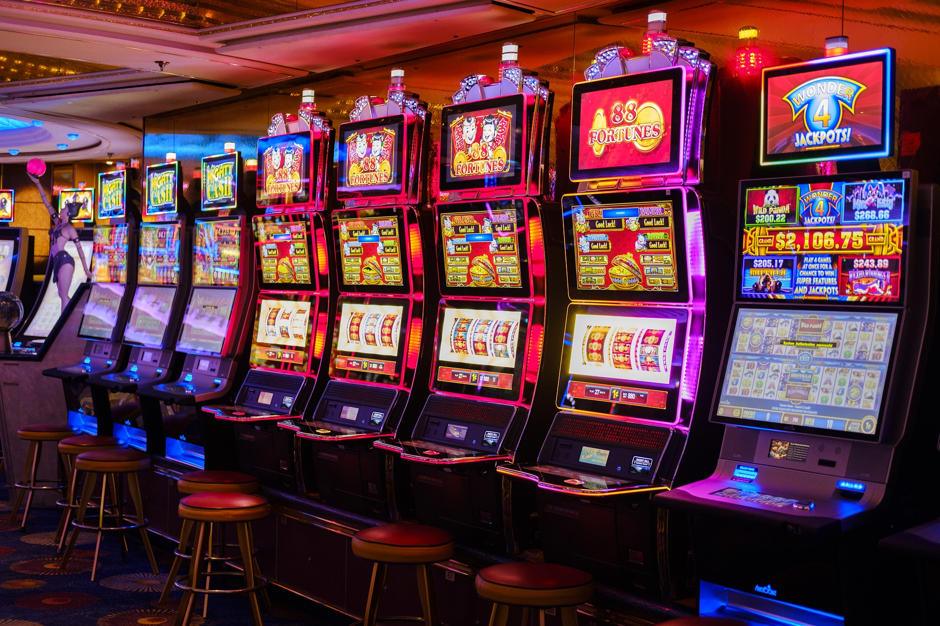 Best possible Aid in DG Casino