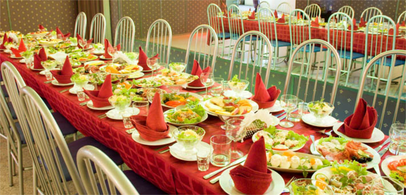 Everything About Party Catering