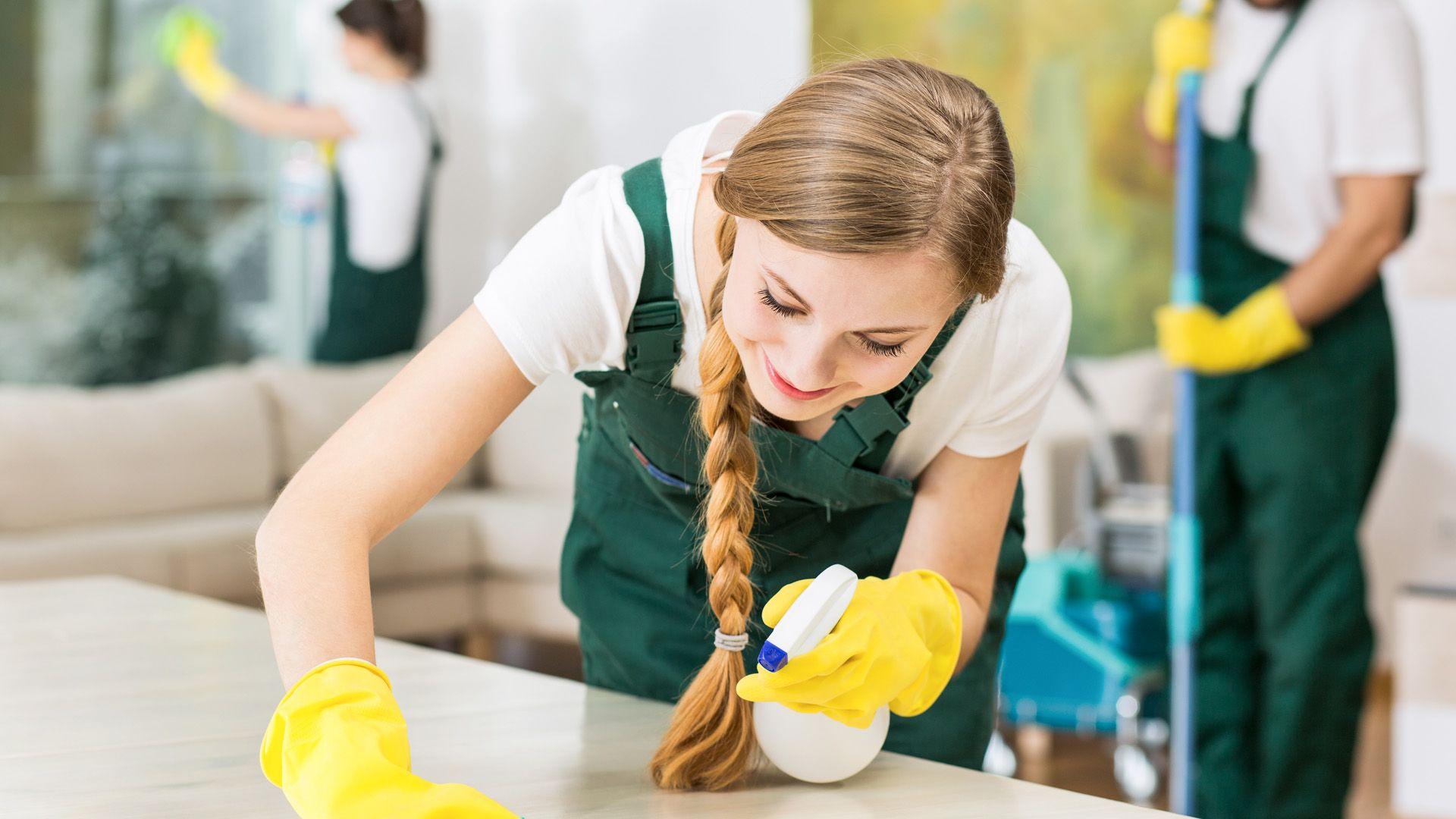 The importance of all housekeeping company (societe de ménage)