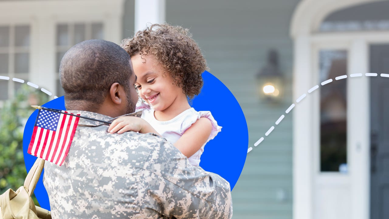 VA Refinance Rates – Why Poor Credit Could Mean Better Interest Rate