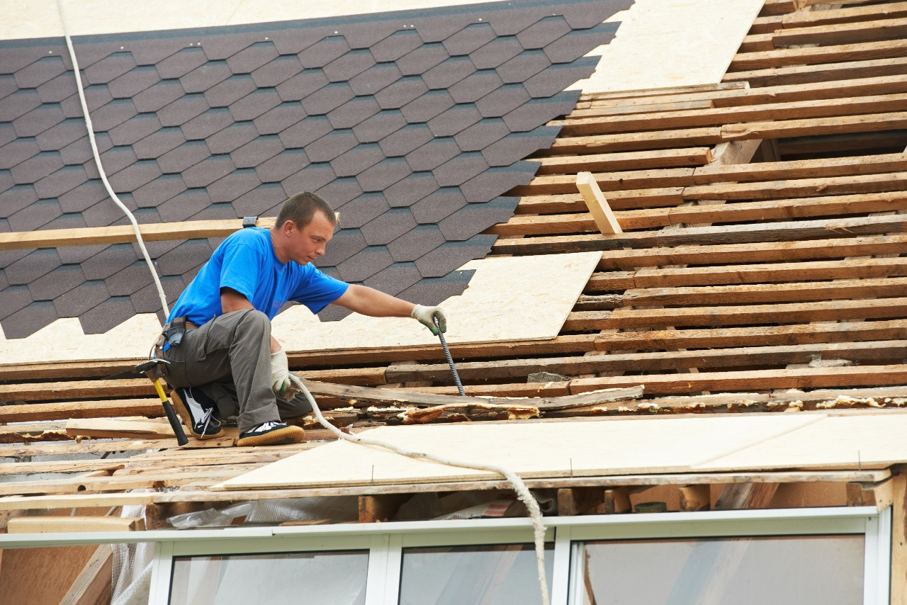 The Best Way Used For Roofing repair