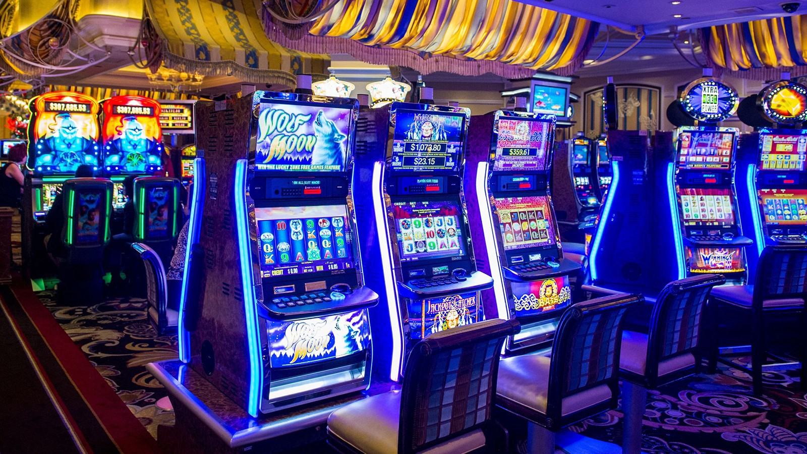 Advantages of Picking On-line Slot machines