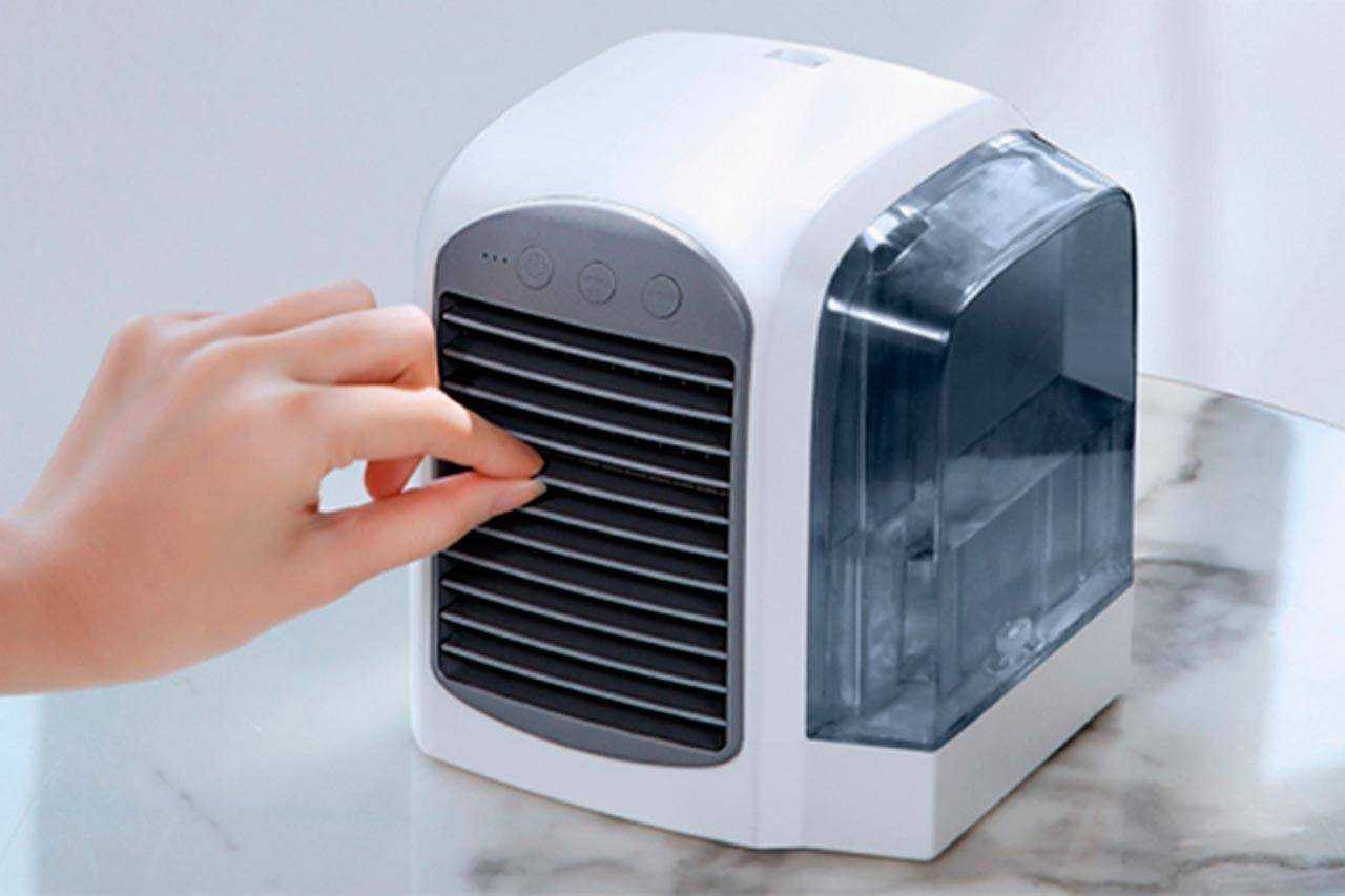 For people who get a Chillbox Easily transportable Ac Process?
