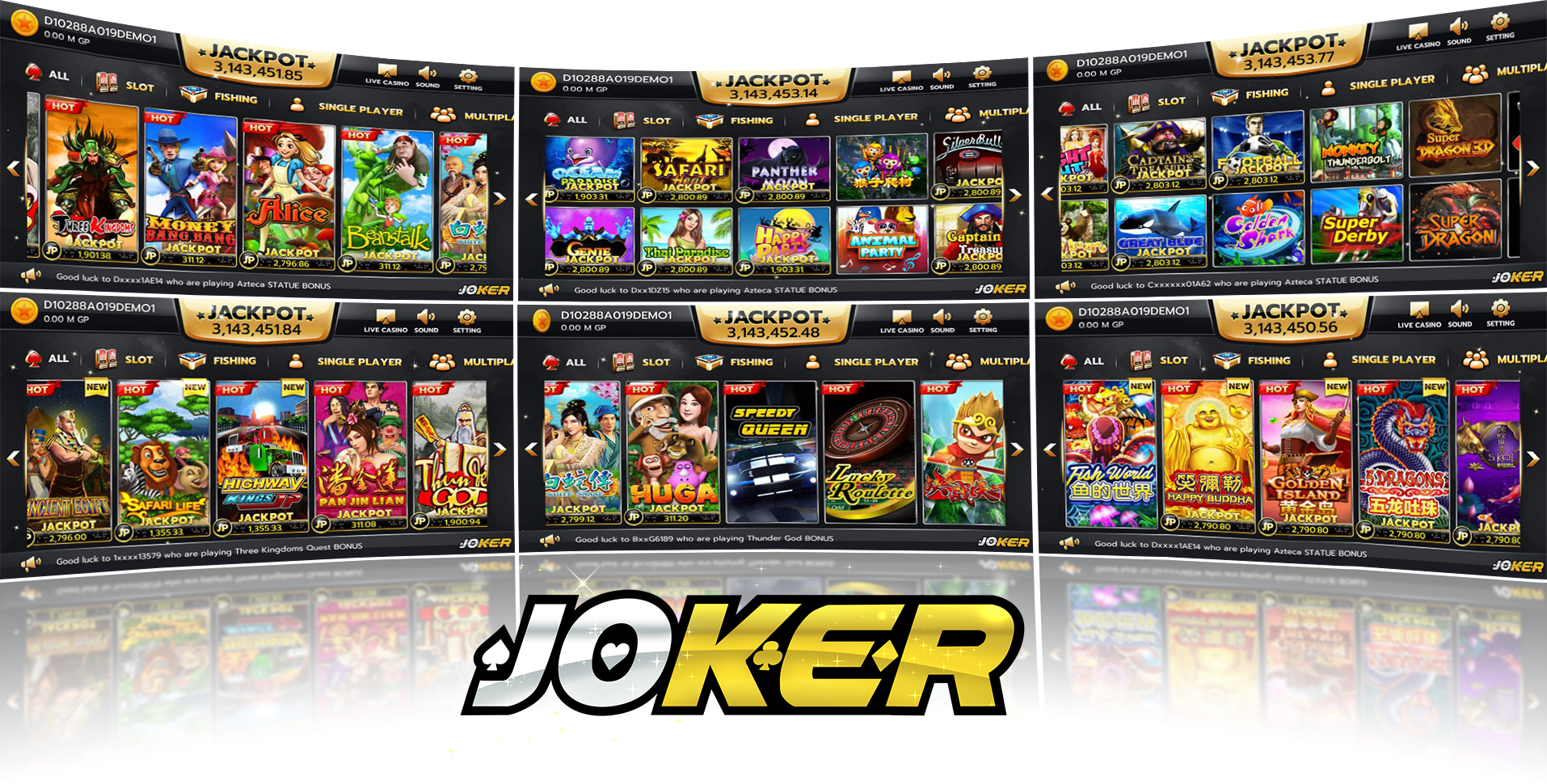Convert The Rates Inside Your Favour With Joker123