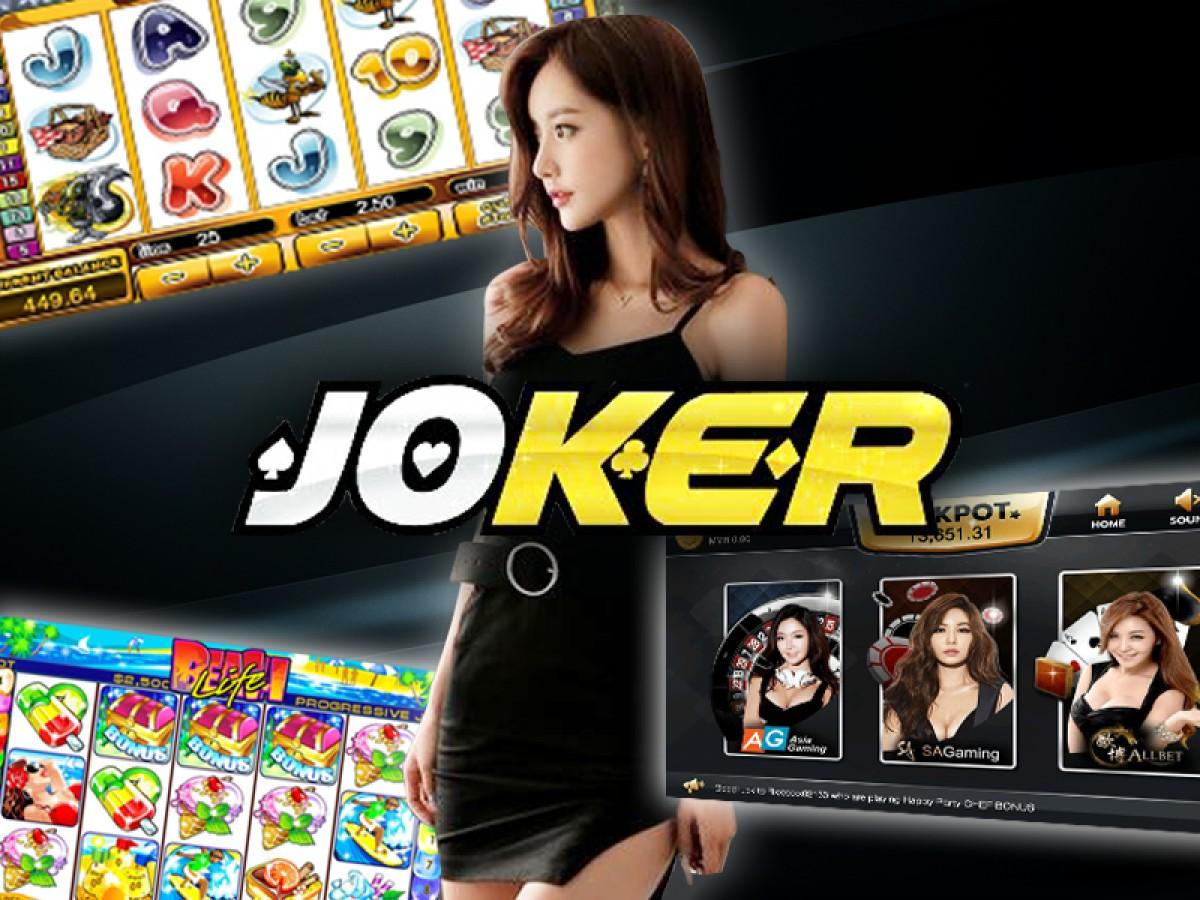 Online agen joker123:play for money